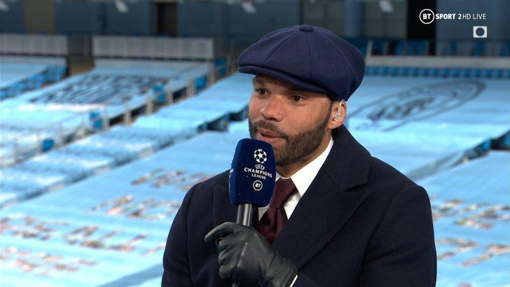 Joleon Lescott - BT Sport Pundit (1)