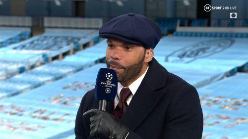 Joleon Lescott - BT Sport Pundit (2)