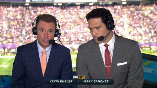 Mark Sanchez - NFL on FOX (1)