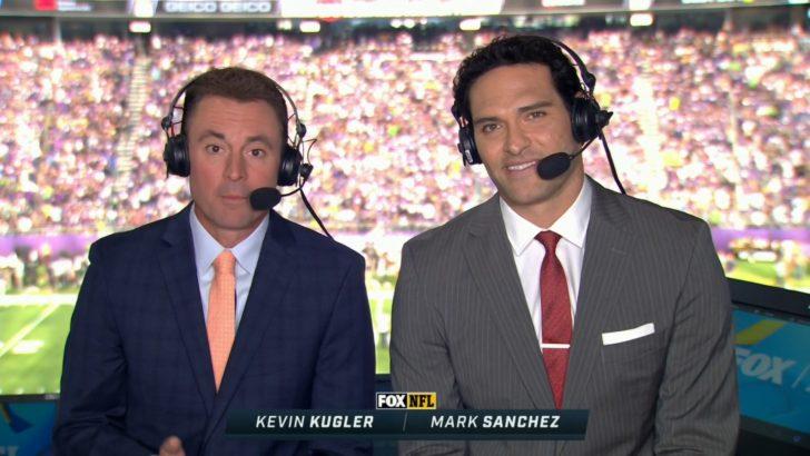 Mark Sanchez - NFL on FOX (2)