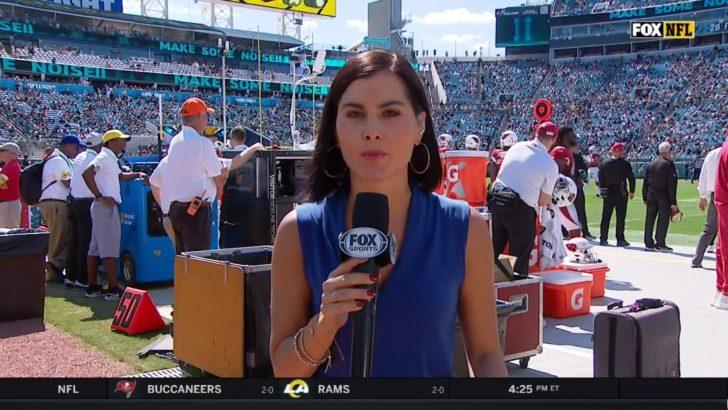Megan Olivi - NFL on Fox (1)