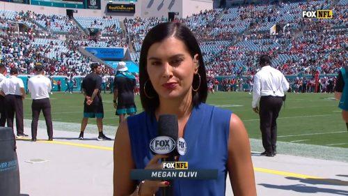 Megan Olivi - NFL on Fox (2)