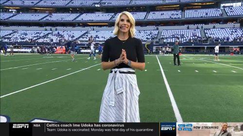 Michelle Beisner-Buck - ESPN Monday Night Football (1)