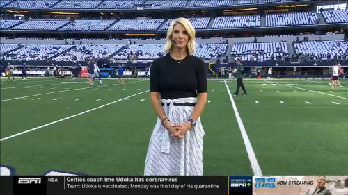 Michelle Beisner-Buck - ESPN Monday Night Football (2)