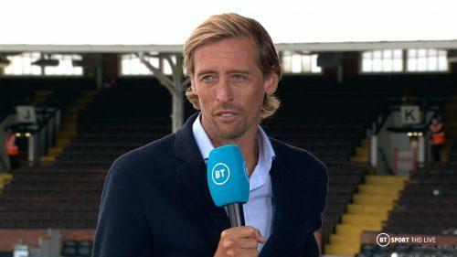 Peter Crouch - BT Sport Pundit