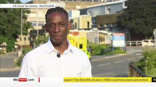 Shingi Mararike - Sky News Reporter (3)