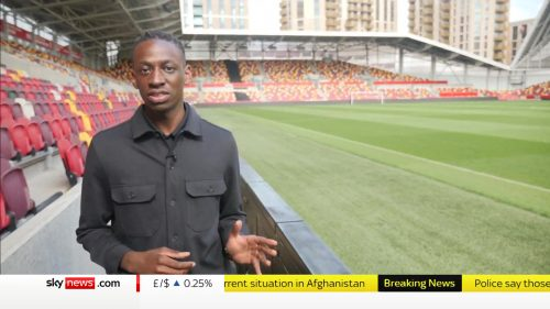 Shingi Mararike - Sky News Reporter (4)