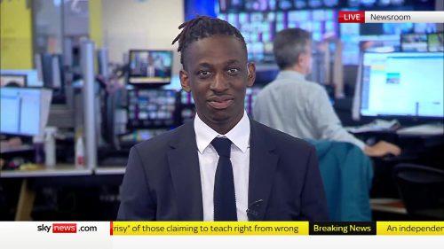 Shingi Mararike - Sky News Reporter (7)