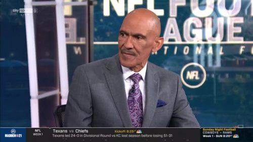 Tony Dungy - NFL NBC (1)