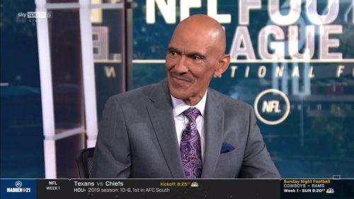 Tony Dungy - NFL NBC (2)