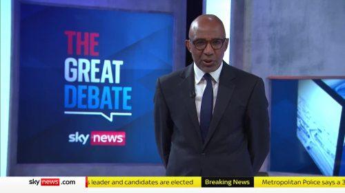 Trevor Phillips - Sky News Presenter (4)