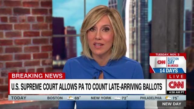 Alisyn Camerota - CNN Presenter