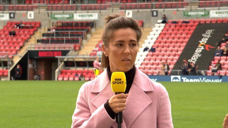 Fara Williams - BBC WSL Football Pundit (1)