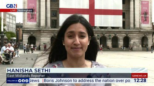 Hanisha Sethi - GB News