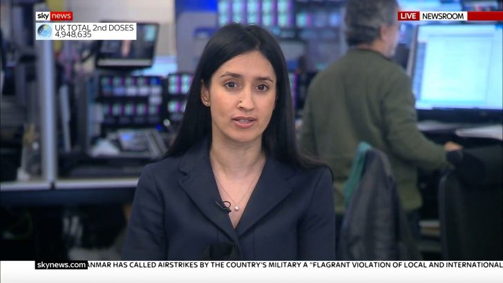 Hanisha Sethi - Sky News