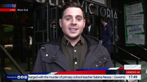 Josh Rom - GB News Entertainment Correspondent (2)