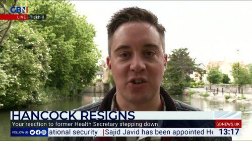 Kevin Larkin - GB News