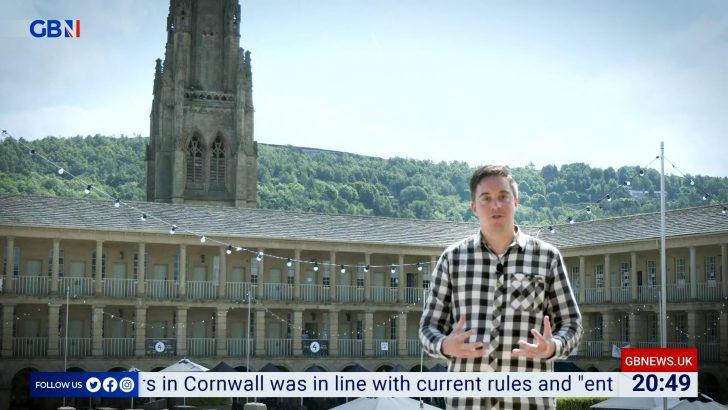 Kevin Larkin - GB News Reporter
