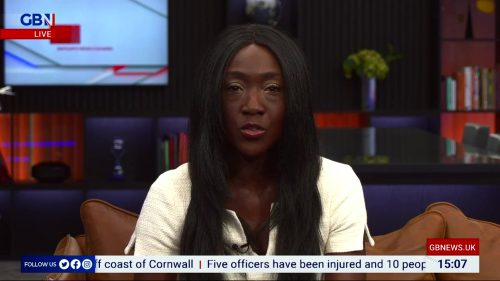 Nana Akua - GB News Presenter (2)