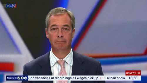 Nigel Farage - GB News Presenter (1)