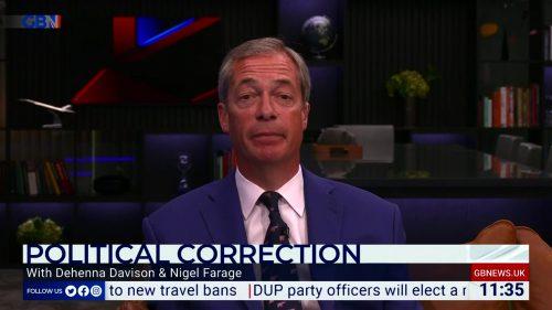 Nigel Farage - GB News Presenter (2)