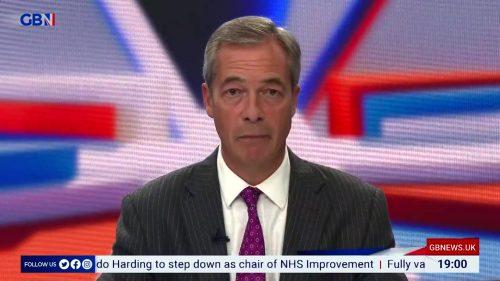 Nigel Farage - GB News Presenter (5)