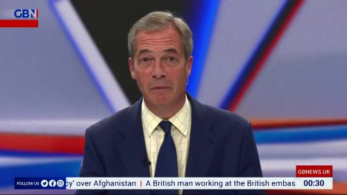 Nigel Farage - GB News Presenter (6)