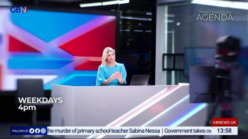 The Afternoon Agenda - GB News Promo 2021 (10)