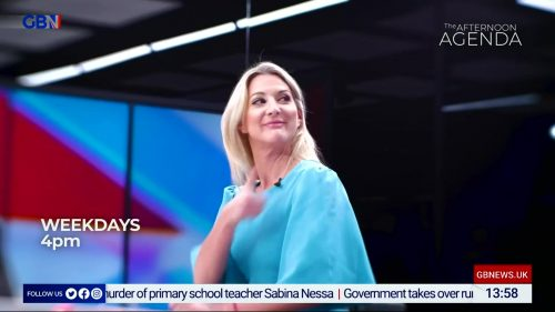 The Afternoon Agenda - GB News Promo 2021 (11)