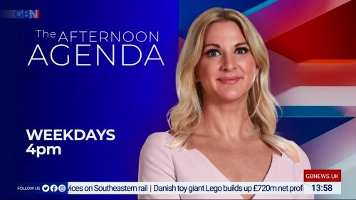 The Afternoon Agenda - GB News Promo 2021 (16)