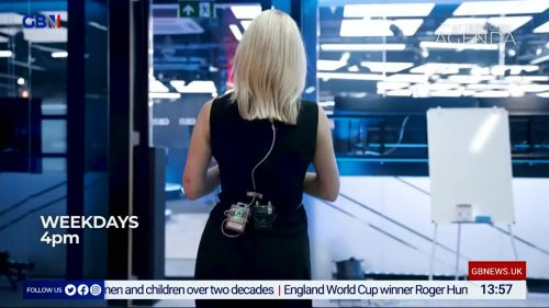 The Afternoon Agenda - GB News Promo 2021 (2)