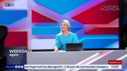 The Afternoon Agenda - GB News Promo 2021 (6)