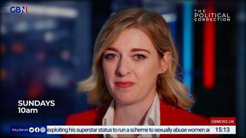 The Political Correction - GB News Promo 2021 (2)