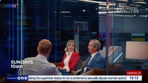 The Political Correction - GB News Promo 2021 (3)