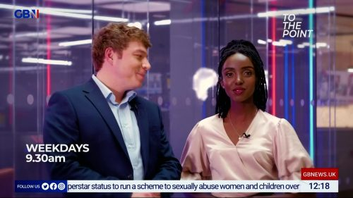 To The Point - GB News Promo 2021 (2)
